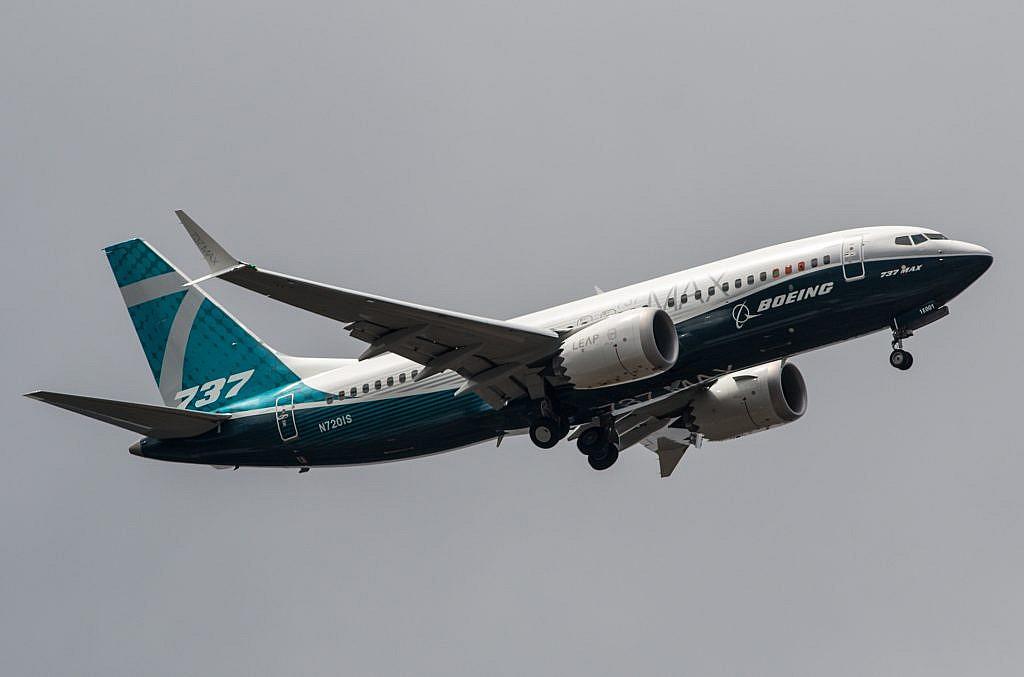 Boeing 737 MAX - N720IS