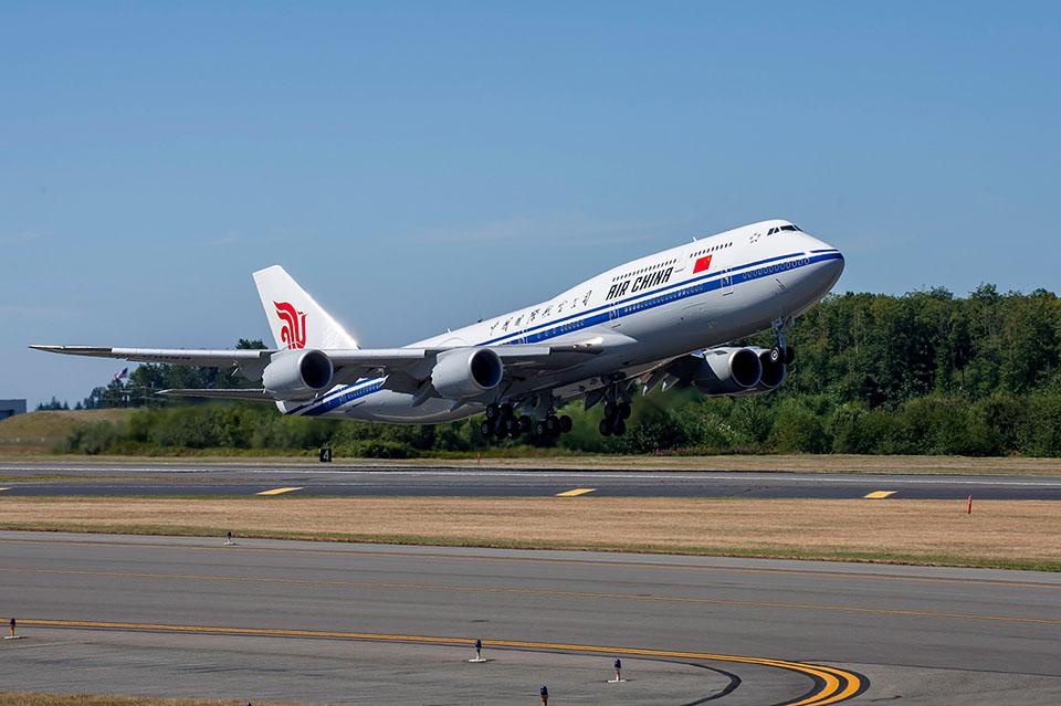Air China 747-8i