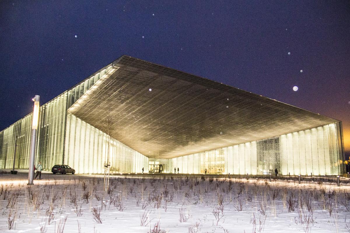 Estonia National Museum in Tartu in Estonia