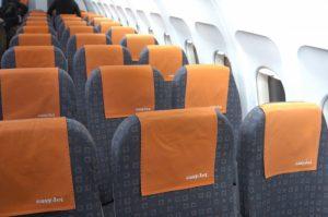 easyJet middle seats