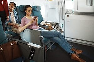 Cathay Pacific Lifestyle Experience