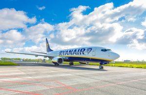 A Ryanair Boeing 737-800 © Ryanair