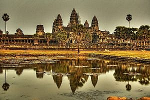 Cambodia by Paolo Macorig