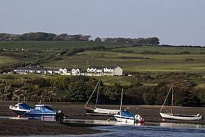Newport in Pembrokeshire, Wales