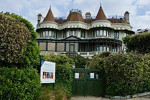 Russell-Cotes Museum and Galleries in Bournemouth, Dorset