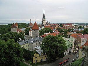 Tallinn by Ulrika