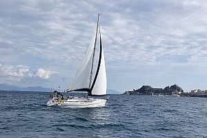 The Island of Corfu, Greece