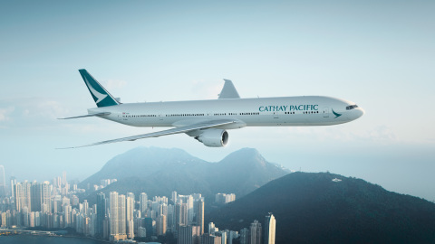 Cathay Pacific (©cathaypacific)