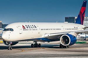 Delta Airlines Boeing 787