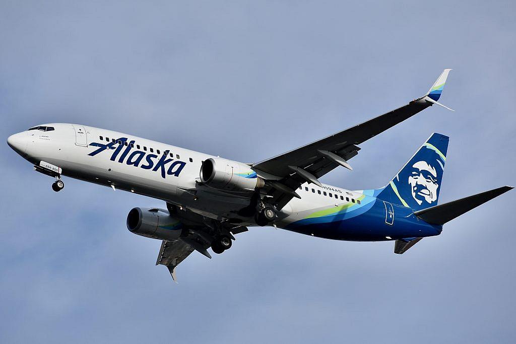 Alaskan Airline 737
