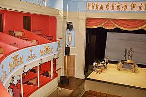 Bury St Edmunds Regency Theatre Royal in Suffolk