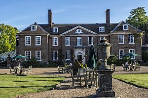 Chilston Park Hotel near Maidstone, Kent, England