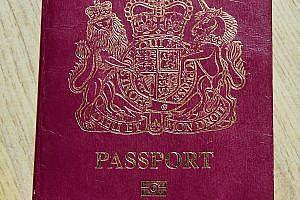 British Citizen Passport