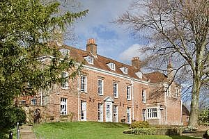Queens House in Lyndhurst in the New Forest, Hampshire,England