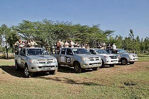 School Outing in Enonkishu Conservancy in Kenya