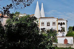 Sintra in Portugal