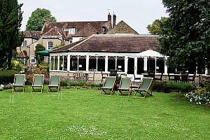 The Eastbury Hotel in Sherborne, Dorset