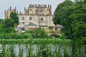 The New Castle in Sherborne, Dorset