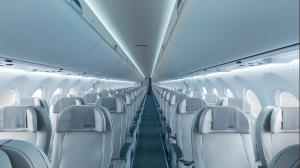 airBaltic Interior