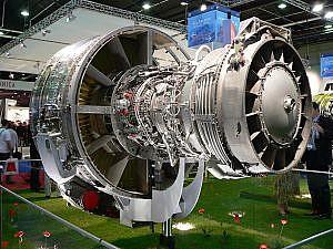 CFM56-5 Engine