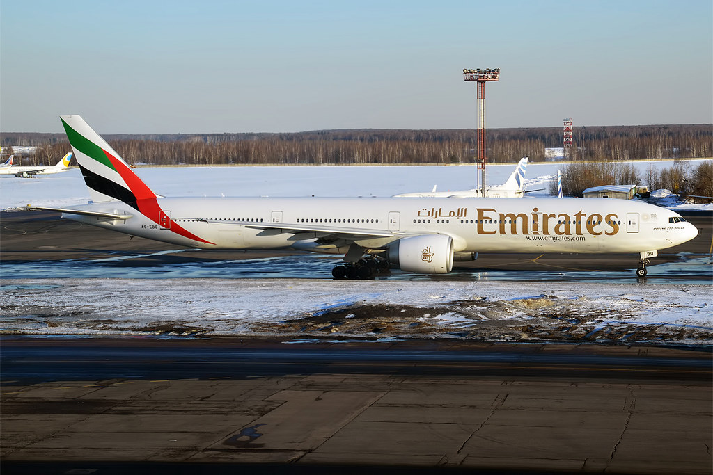 Boeing 777-36N ER