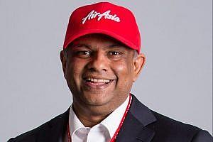 CEO AirAsia Tony Fernandez