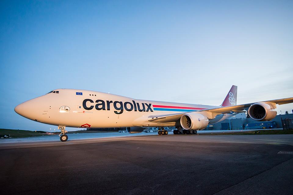 Cargolux Boeing 747-8
