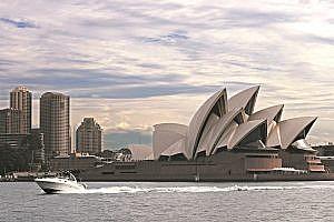 Sydney in New South Wales, Australia