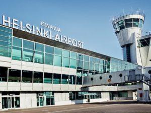 Helsinki Vantaa International Airport
