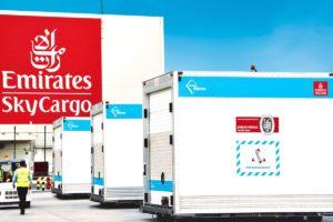 Emirates SkyCargo Depot