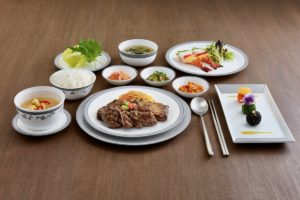 Fine Dining with Singapore International Airlines