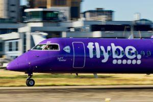 Flybe Spirit of Exeter Fleet