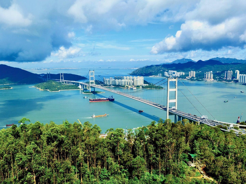 Hong Kong Lanscape