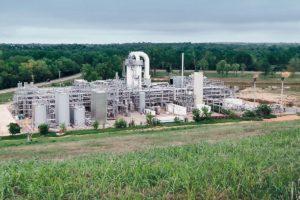 Velocys Oklahoma plant