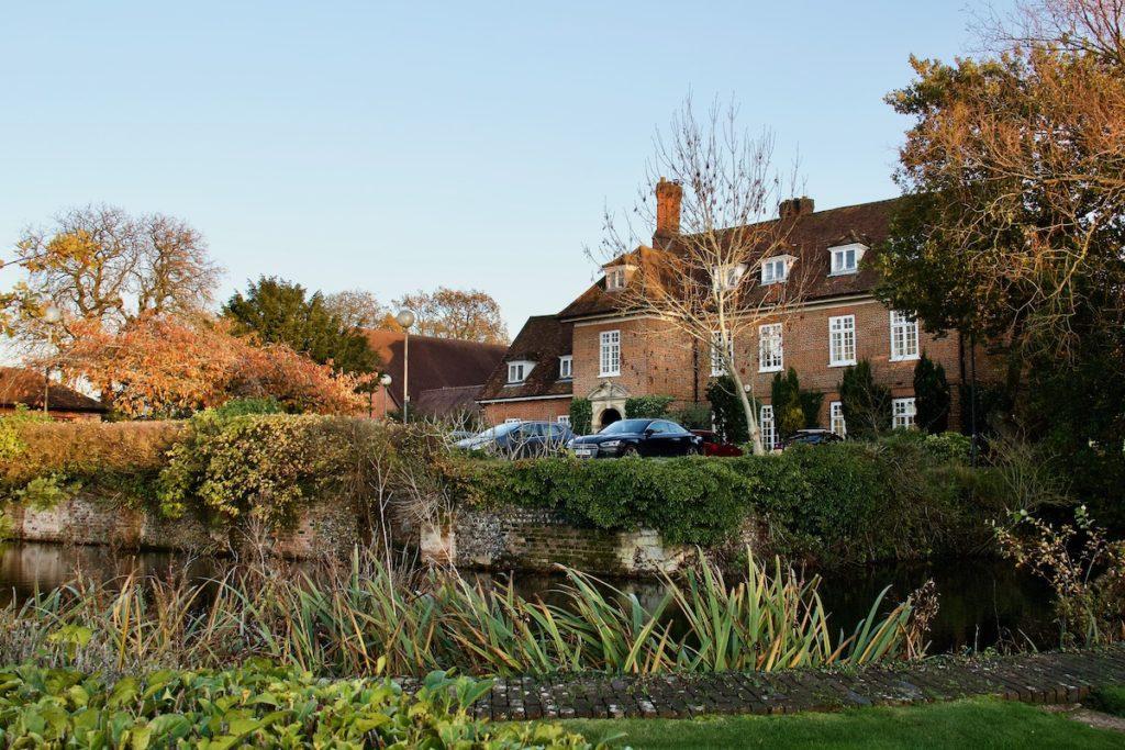 Salisbury Hall in Hertfordshire