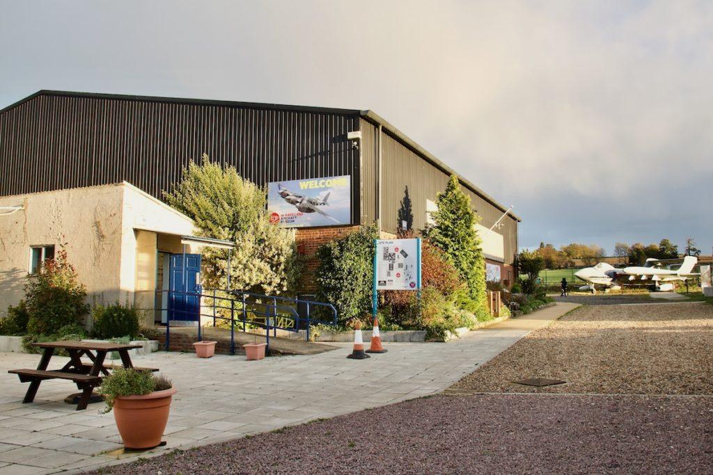 The de Havilland Aircraft Museum