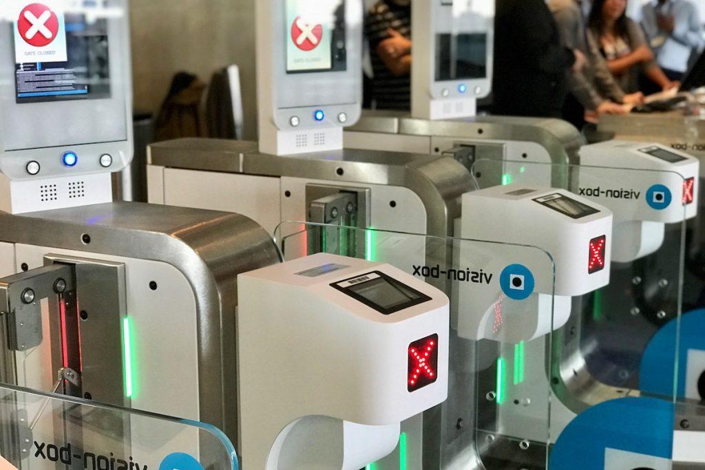 Technology at London Heathrow Airport
