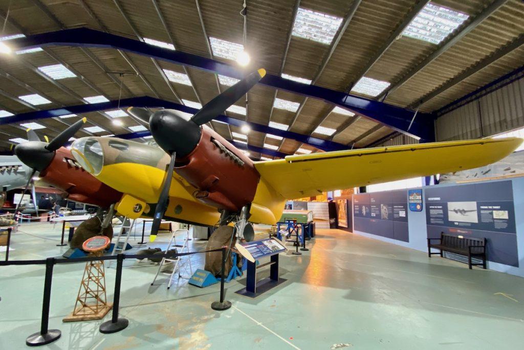 de Havilland DH 98 Mosquito Prototype