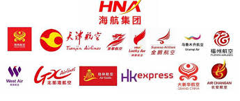 Some of HNA Group's brands