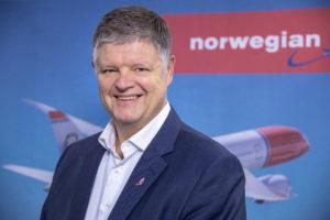 Norwegian CEO