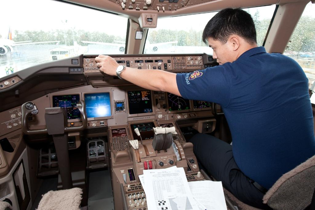 The History of Thai Airways