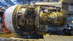 Rolls-Royce Trent 7000 engine