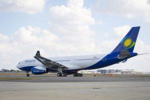 RwandAir aircraft