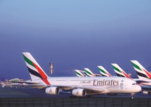 Emirates Is The Flag Carrier Of The United Arab Emirates.