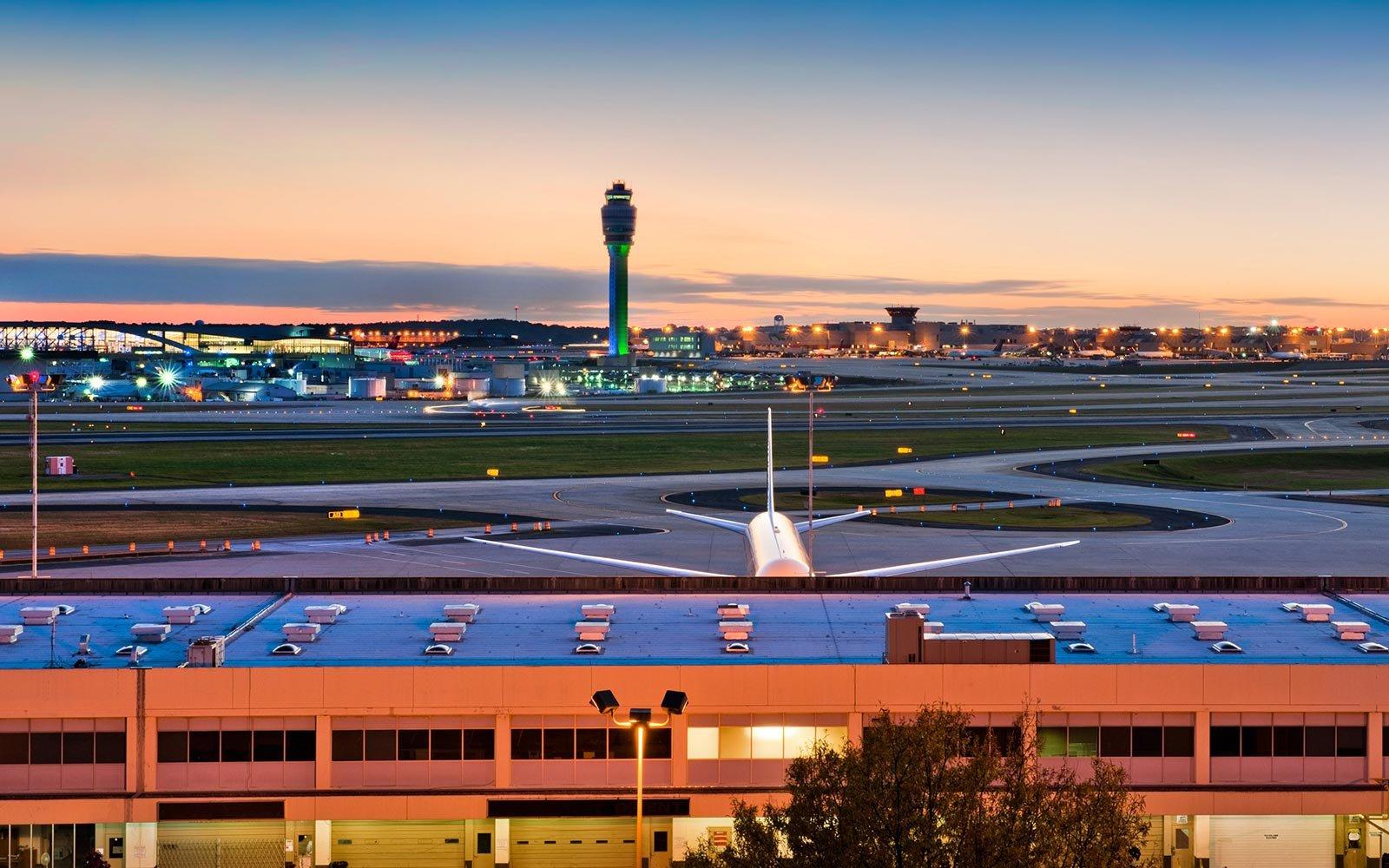 Atlanta Hartsfield Jackson Atlanta Airport