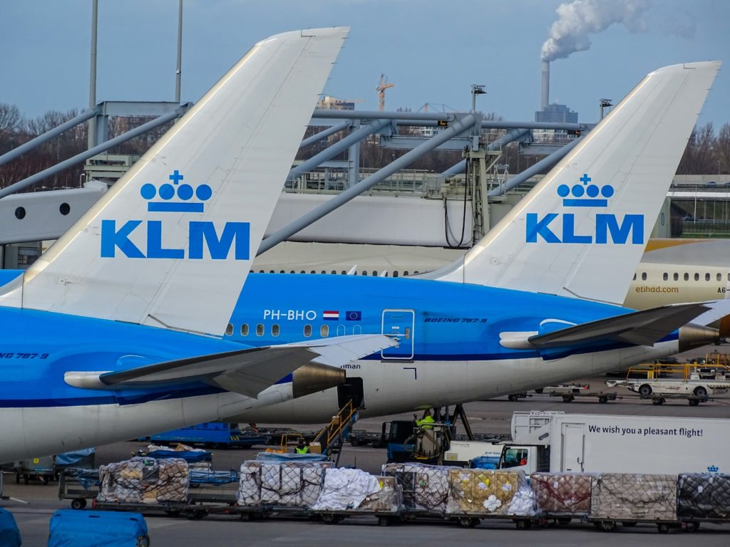 KLM's Sustainable Aviation Fuel Programme