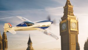 Rolls-Royce All-Electric Plane Hopes to Take to the Skies this Spring