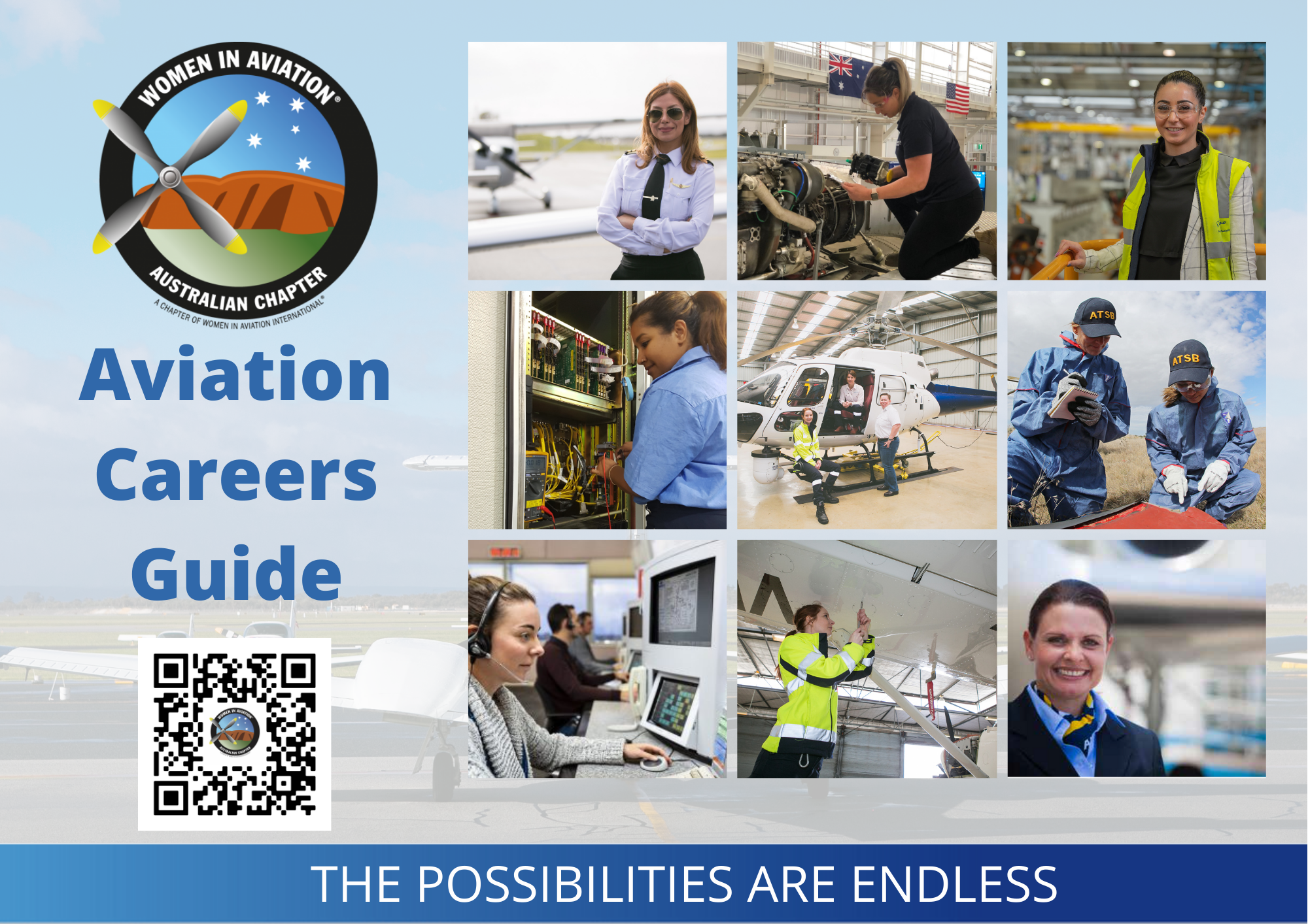 Women in Aviation Australia Chapter Aviation Careers guide