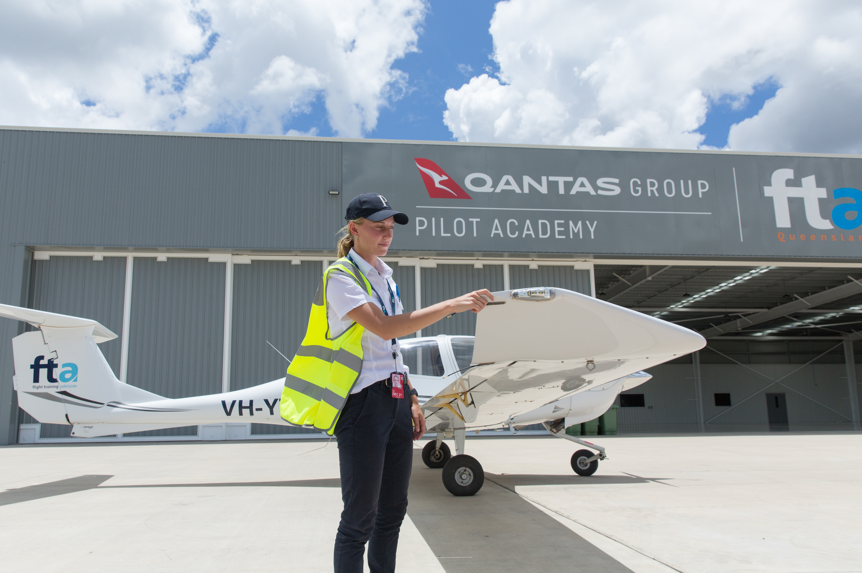 Qantas Toowoomba Pilot Academy