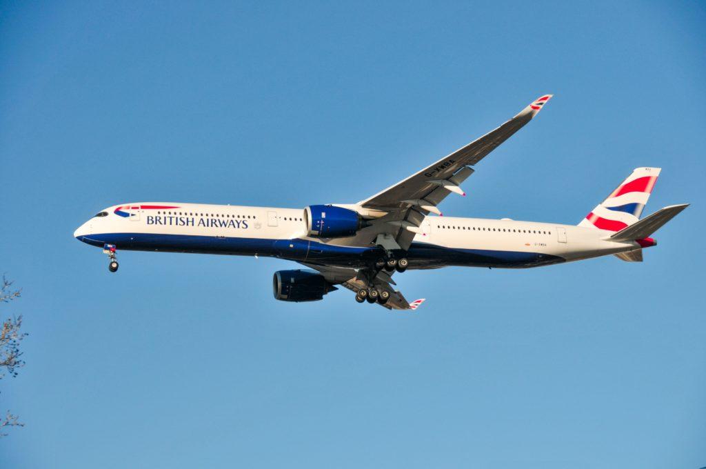 UK Flight Paths
